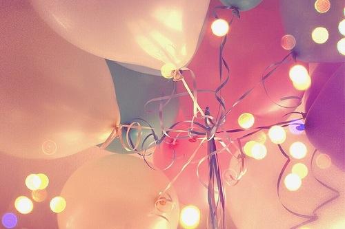 globo de festa