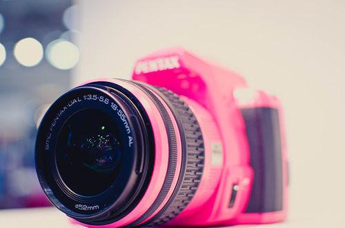 reflex digital rosa