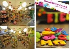 tienda de juguetes alternativo androminas