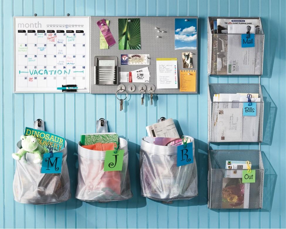 Diferencia entre ordenar y organizar la vida es pink for New home construction organizer