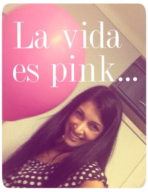 Denise Latorre del blog la vida es Pink