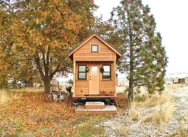tiny house, casa pequeñita
