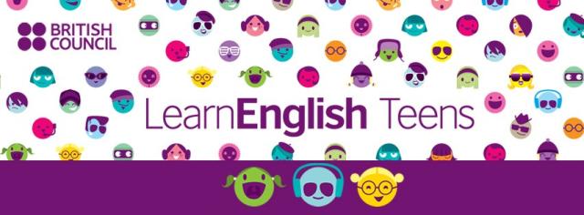 learn english teens